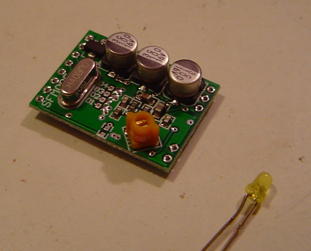 Little FM Transmitter