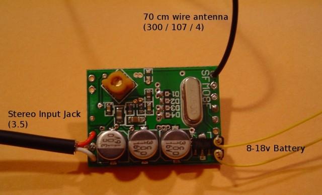 FM Transmitter 2