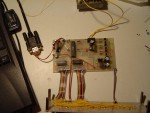 Nixie Clock with daughter board